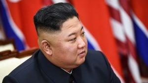Kim Jong-un Brendan Smialowski AFP via Getty Images