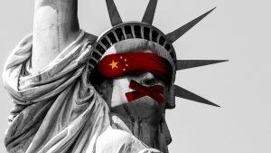 What has China been keeping secret? ©Creative Spades - Sergio David Spadavecchia www.creativespades.com