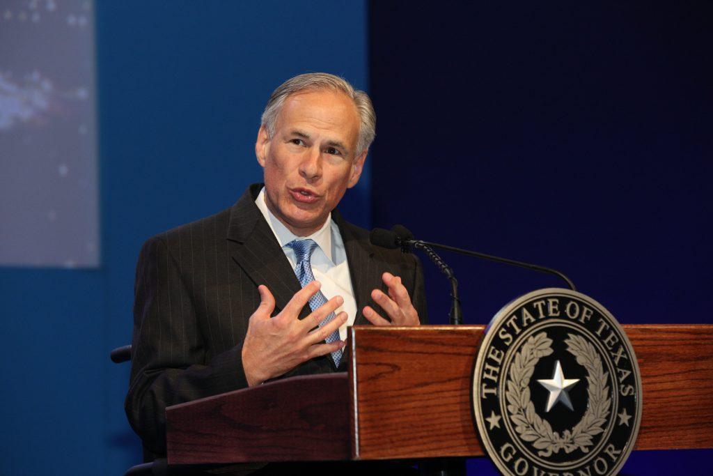 Greg Abbott Governor of Texas