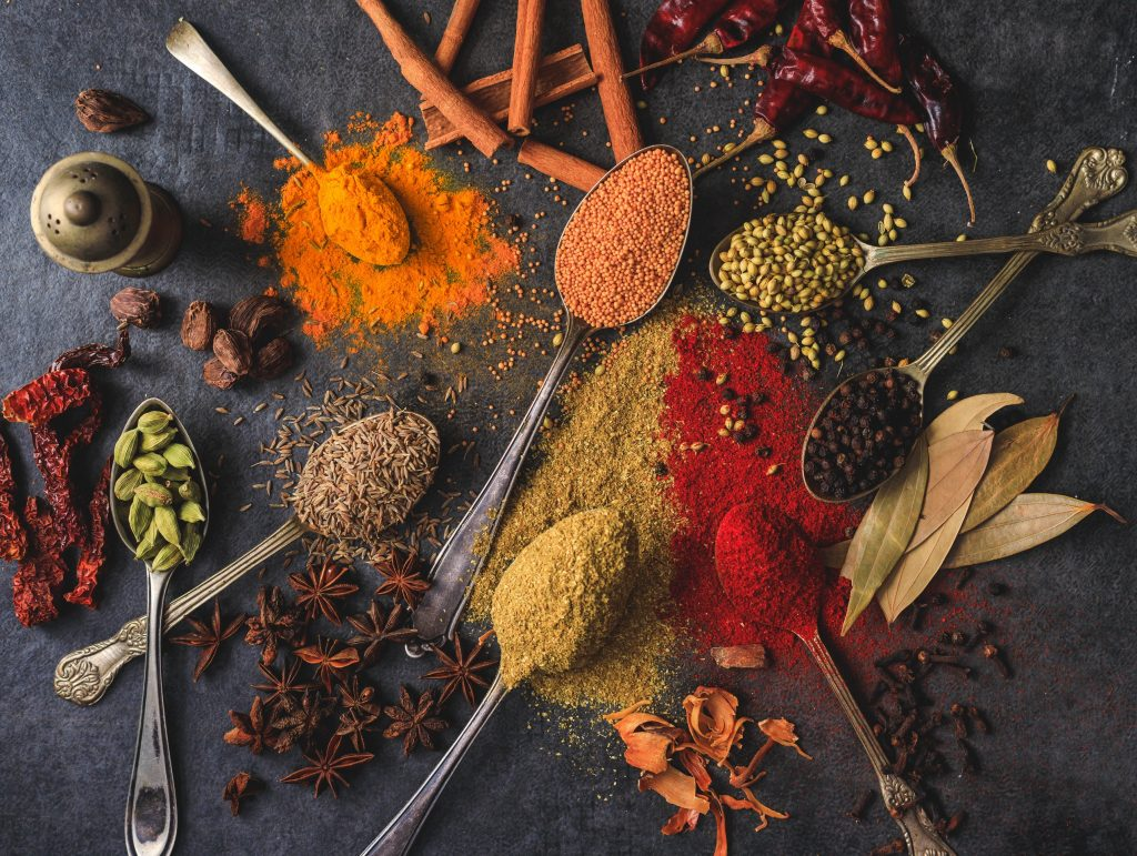 7 Essential Natural Spices for Healthy Cooking - pexels shantanu pal